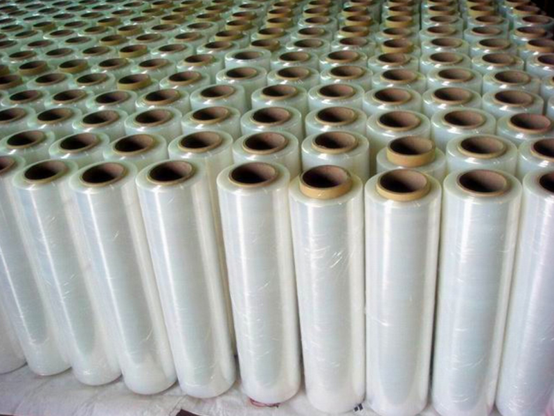 LLDPE Stretch Film Production Line_PE/PP WPC profile production line