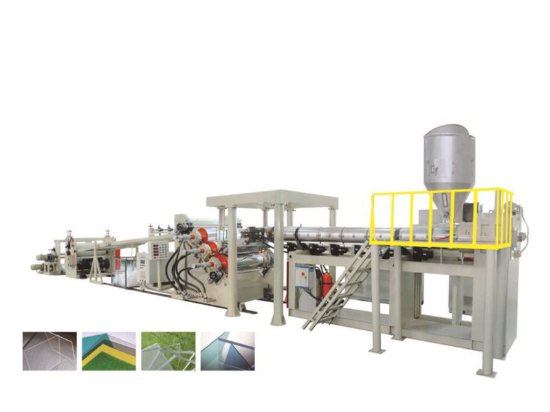 PC /PMMA Sheet Production Line