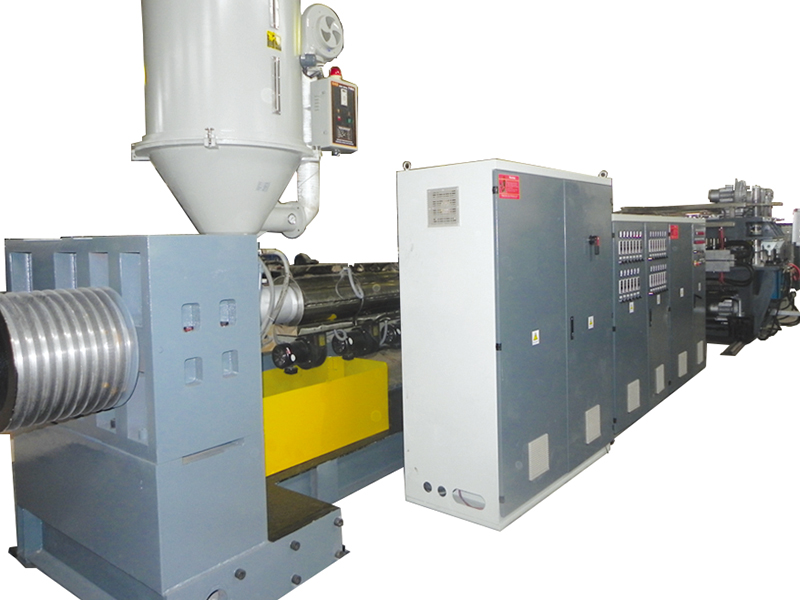 PE/PP/PC Hollow Sheet Production Line